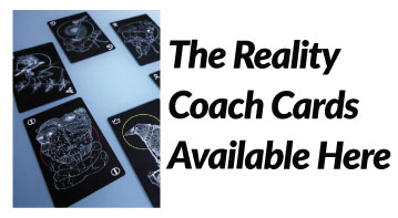 REality Coach Cards&book